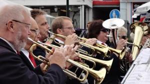 Brass sektionen