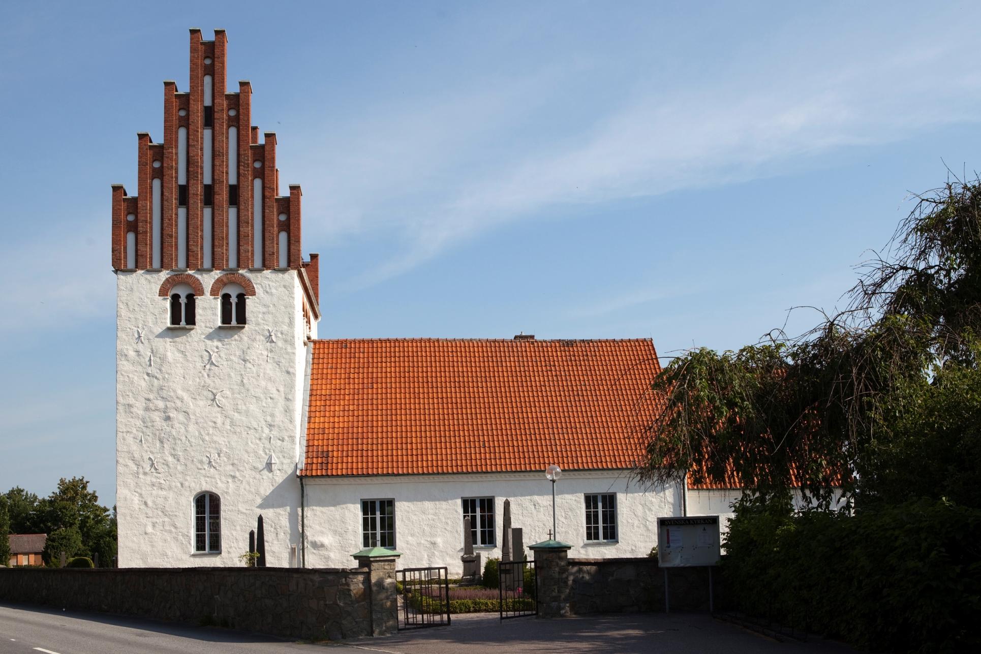 Södra Sandby kyrka